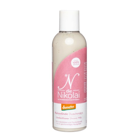 Lipový sprchový gel