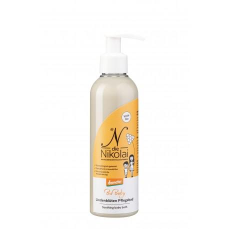 Biodynamický sprchový gel a šampón pro citlivou pokožku