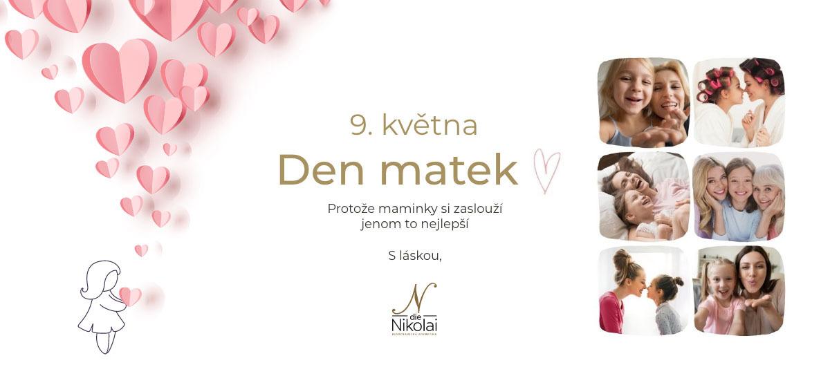 dieNikolai - dárek pro maminku