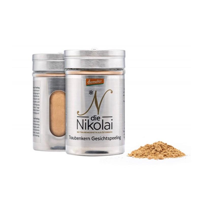 Přírodní pleťový peeling dieNikolai – Něžné pohlazení